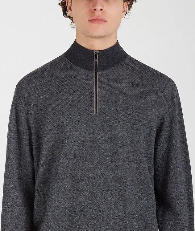 Centoventimila Tasmania Eco-Wool Sweater picture 4