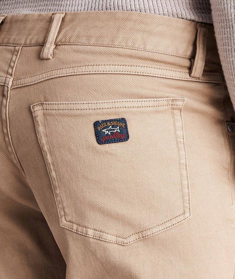 Flex Super Stretch Cotton Chinos  image 2