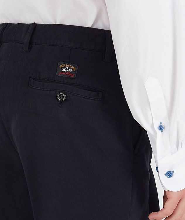 Stretch-Cotton Chinos picture 5