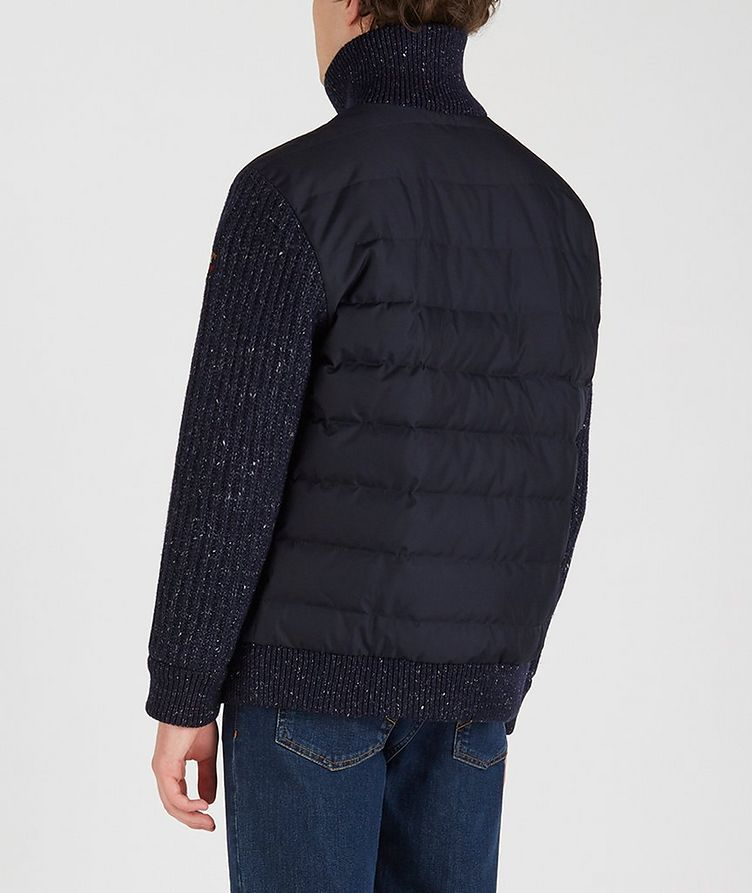 Typhoon 20000 Zip-Up Quilted-Knit Sweater image 2