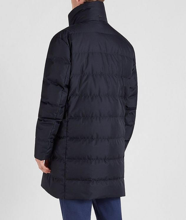 Quilted Down Jacket picture 3
