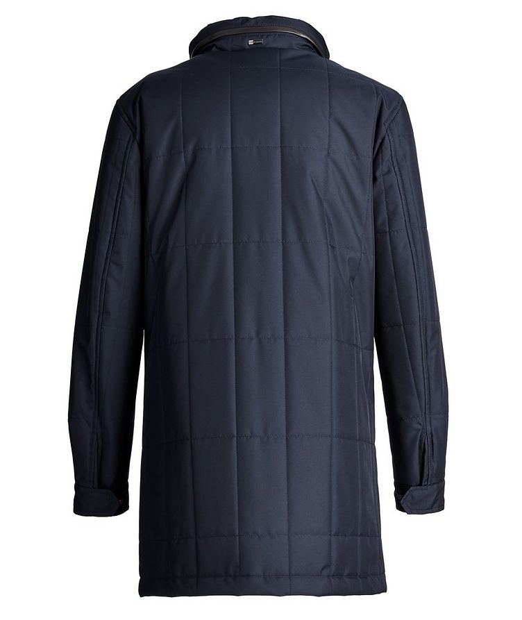 Typhoon 20000 Quilted Rabbit-Liner Parka image 2