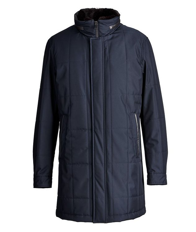 Typhoon 20000 Quilted Rabbit-Liner Parka picture 1