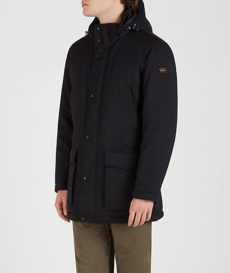 Typhoon 20000 Twill Hooded Parka image 1
