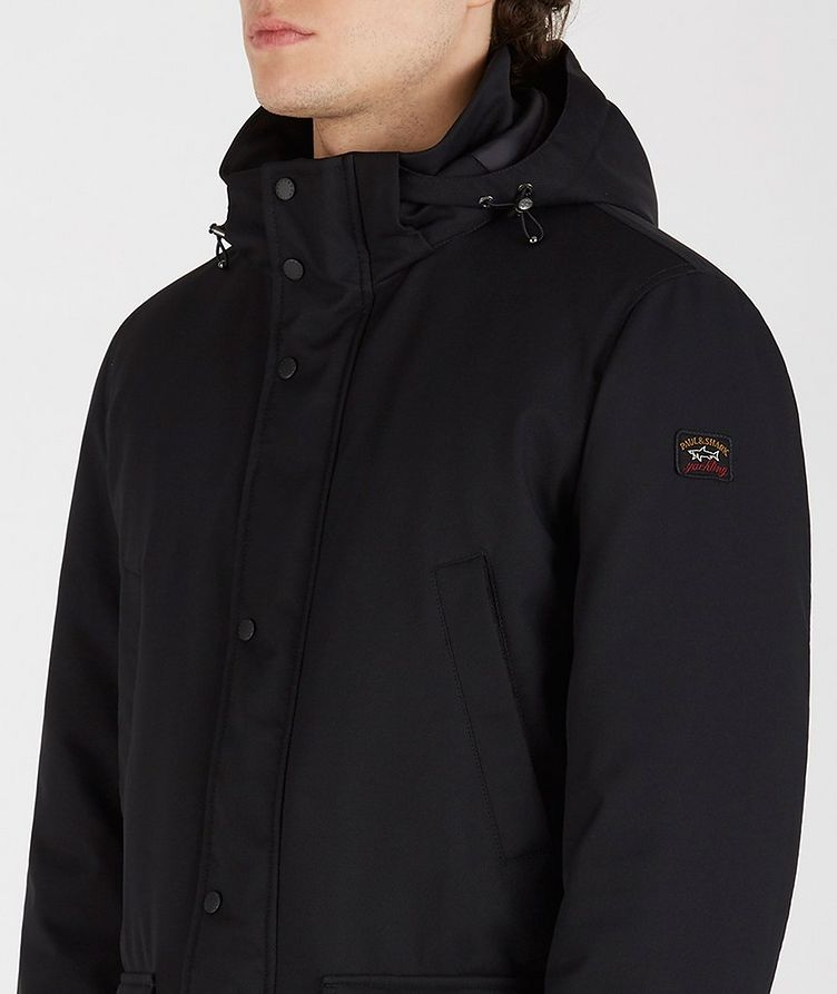 Typhoon 20000 Twill Hooded Parka image 3