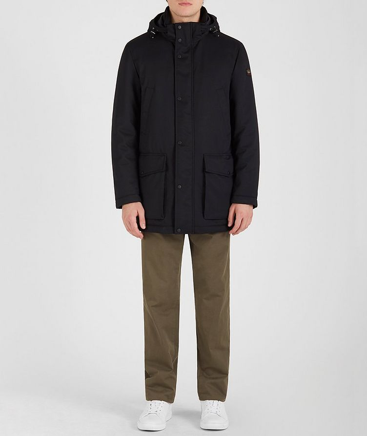Typhoon 20000 Twill Hooded Parka image 4