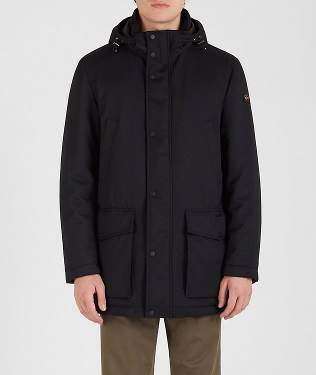 Typhoon 20000 Twill Hooded Parka picture 1