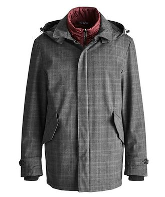 Paul & Shark Three-In-One Weather-Resistant Jacket