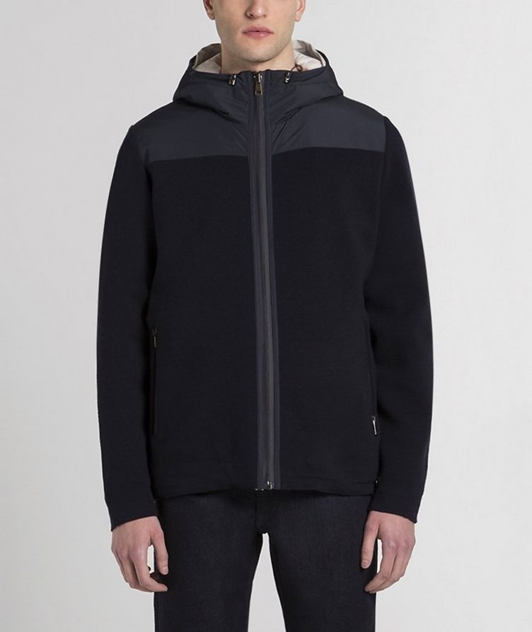 Four-In-One Reversible Typhoon 20000 Watershed Jacket image 0