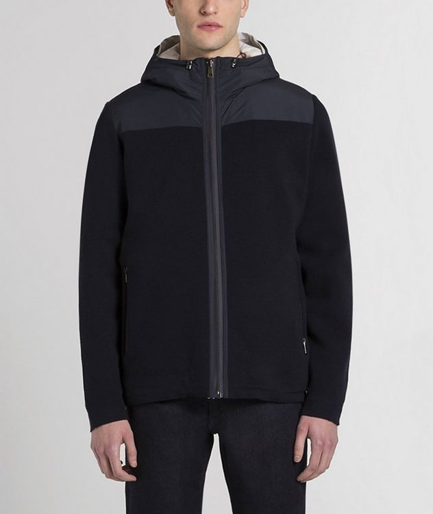 Four-In-One Reversible Typhoon 20000 Watershed Jacket picture 1