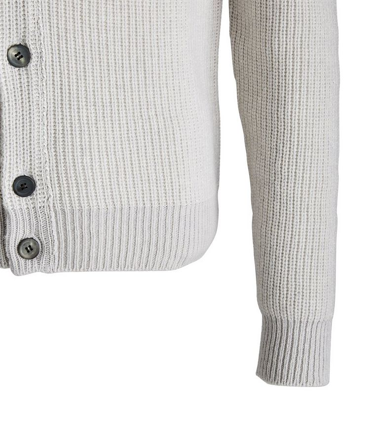 Ketch Reversible Cotton-Cashmere Cardigan image 2