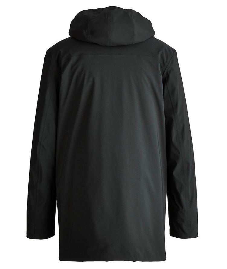 Armada Long Hooded Tech-Wool Parka image 1