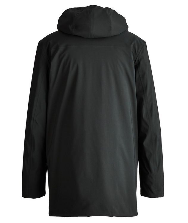Armada Long Hooded Tech-Wool Parka picture 2