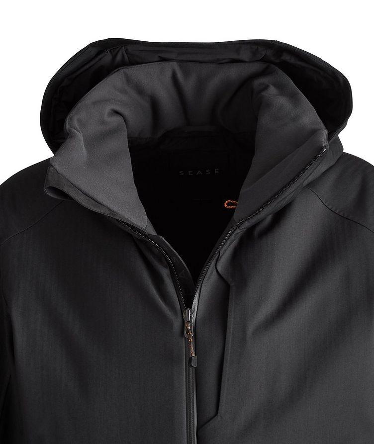 Armada Hooded Tech-Wool Ski Jacket image 2