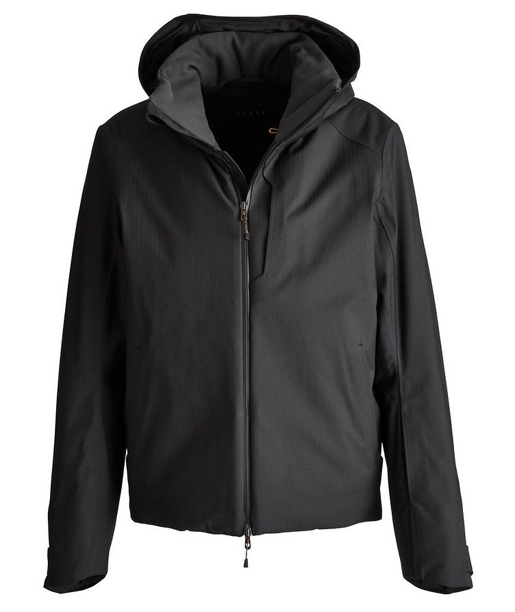 Armada Hooded Tech-Wool Ski Jacket image 0