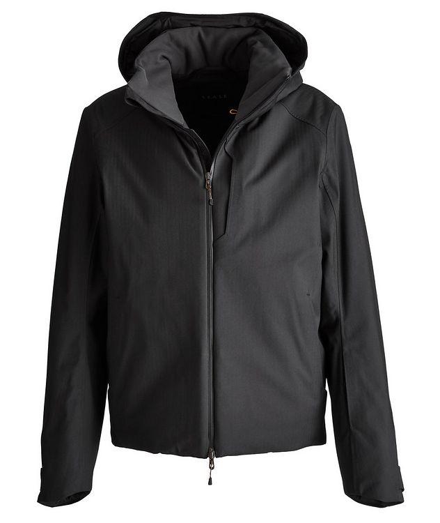 Armada Hooded Tech-Wool Ski Jacket picture 1