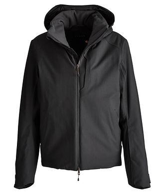 SEASE Manteau de ski Armada en lainage technique à capuchon