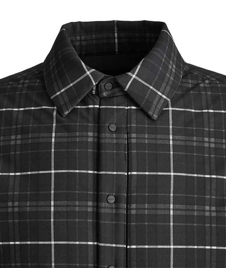 Veste-chemise Gate matelassée à carreaux image 1