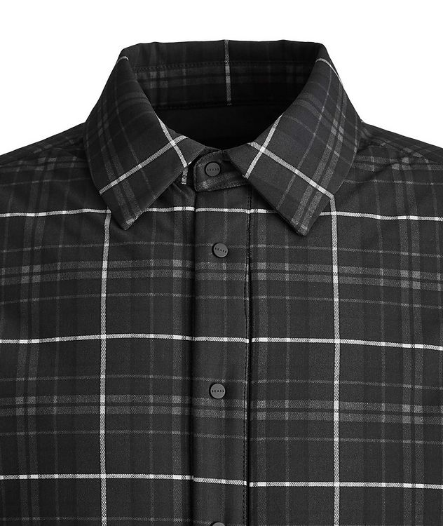 Veste-chemise Gate matelassée à carreaux picture 2