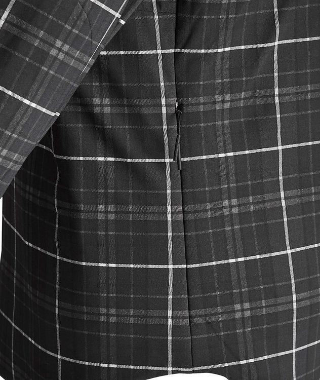 Veste-chemise Gate matelassée à carreaux picture 4