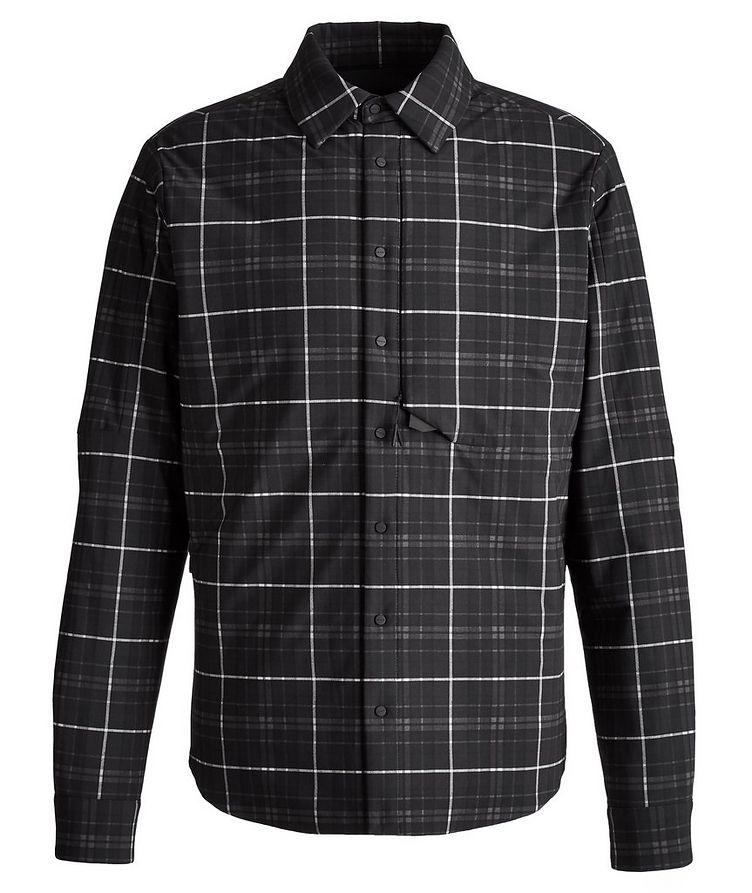 Veste-chemise Gate matelassée à carreaux image 0