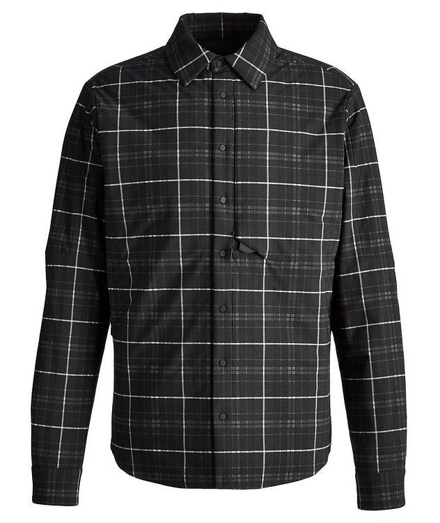 Veste-chemise Gate matelassée à carreaux picture 1