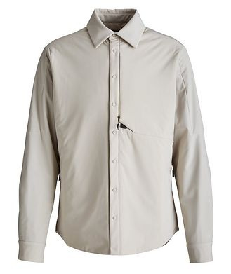 SEASE Gate Padded Shirt Jacket