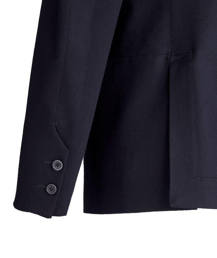 Ellen Blazer 2.0 Wool-Cashmere Sports Jacket image 4