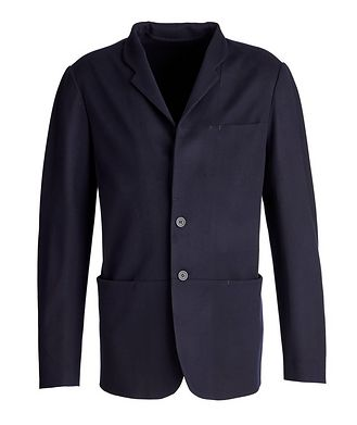 SEASE Ellen Blazer 2.0 Wool-Cashmere Sports Jacket