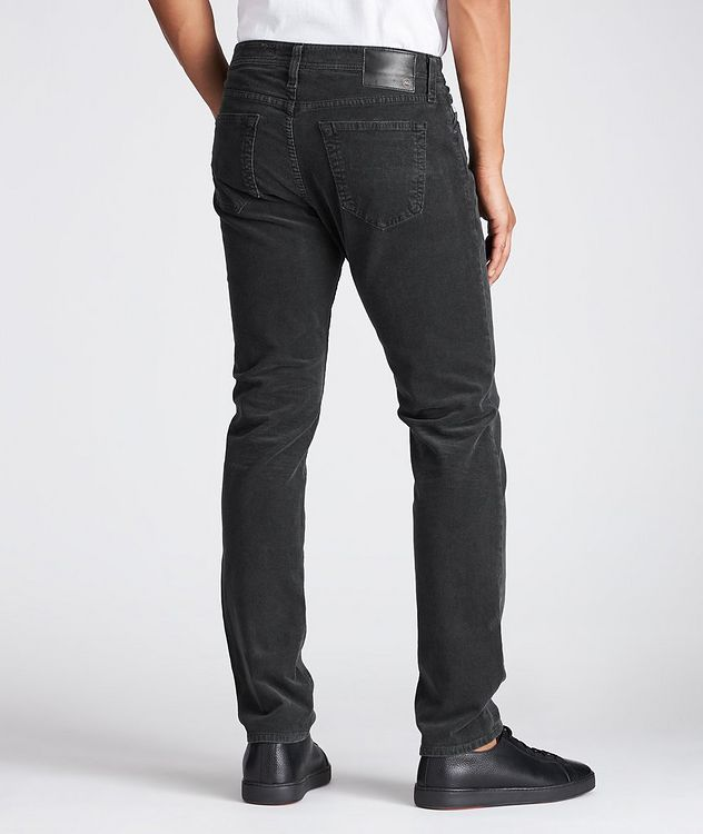 The Tellis Modern Slim Corduroy Pants picture 2
