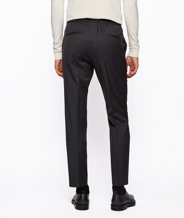 Banks Slim-Fit Drawstring Trousers image 2