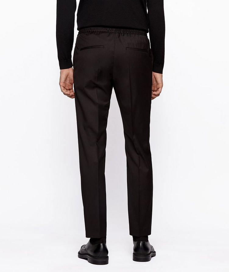 Banks Slim-Fit Drawstring Trousers image 2