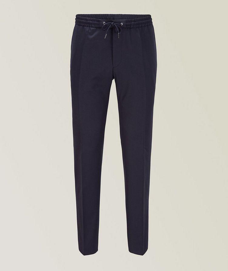 Banks Slim-Fit Drawstring Trousers image 0