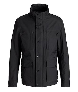 BOSS Comera Water-Repellent Field Jacket