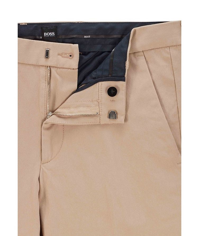 Slim Fit Travel Stretch-Twill Pants image 5