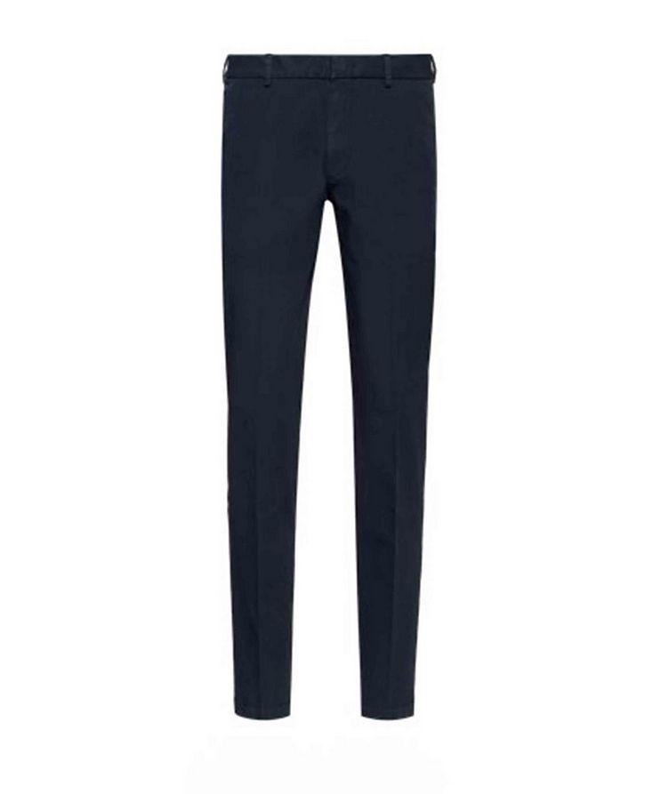 Slim Fit Travel Stretch-Twill Pants image 2