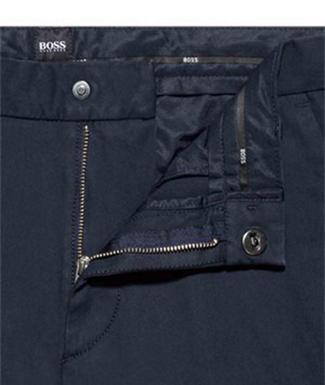 Slim Fit Travel Stretch-Twill Pants picture 4