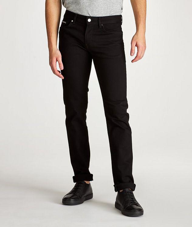 Delaware3 No Fade Slim-Fit Stretch Jeans picture 1