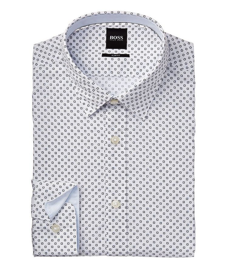 Ronni Slim-Fit Printed Shirt image 1
