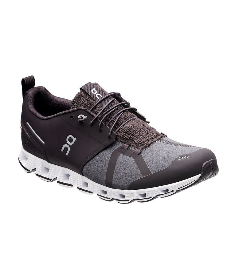 Cloud Terry Sneakers image 0