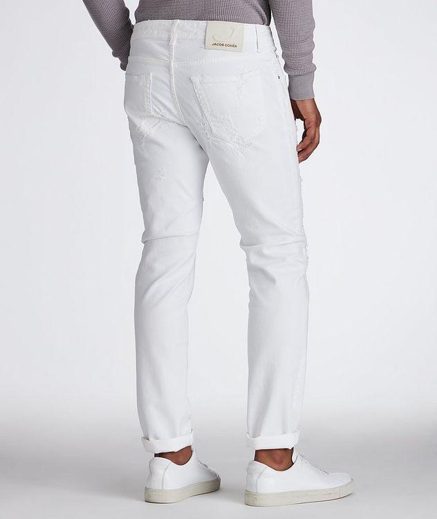 Slim Fit Five Pocket Pants picture 2