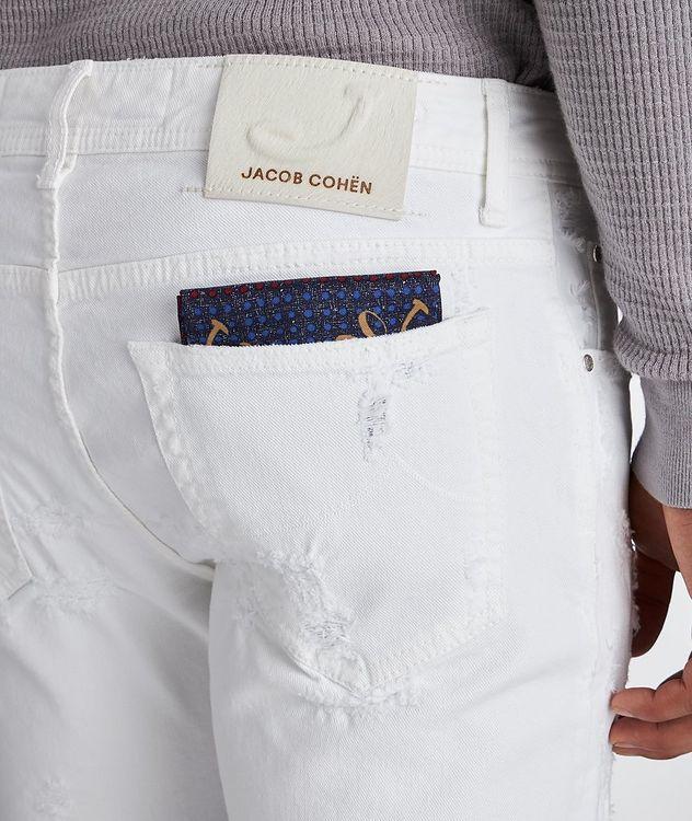 Slim Fit Five Pocket Pants picture 3