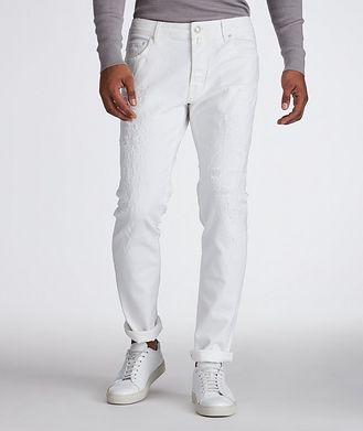 Jacob Cohen Slim Fit Five Pocket Pants