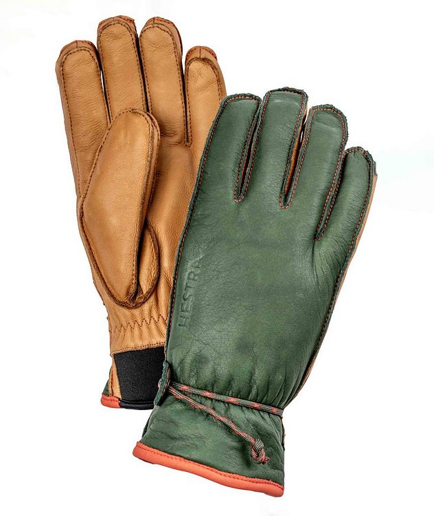 Wakayama Two-Tone Cowhide Gloves picture 1