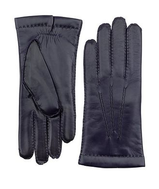 Hestra Hand Sewn Hair Sheep Cashmere-Lined Gloves
