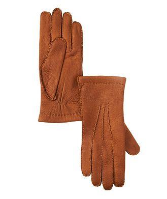 Hestra Leather & Cashmere Gloves