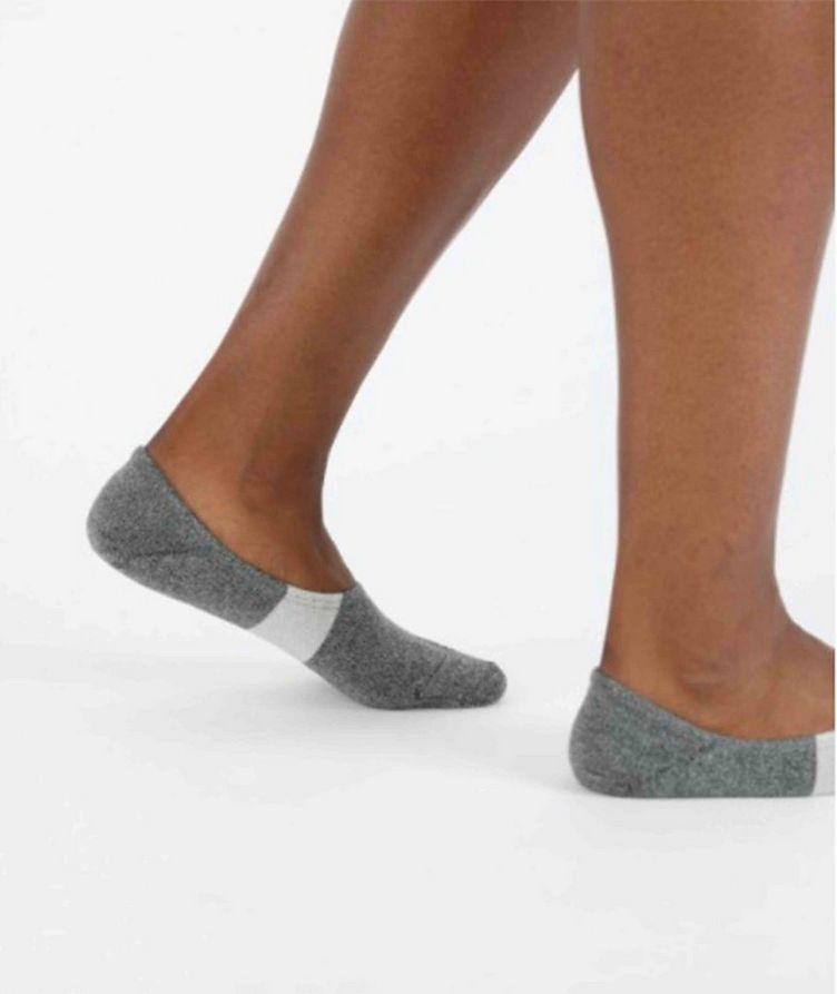 No-Show Cotton-Blend Socks image 3