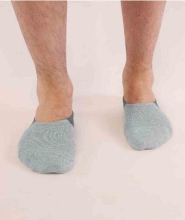 No-Show Cotton-Blend Socks image 2