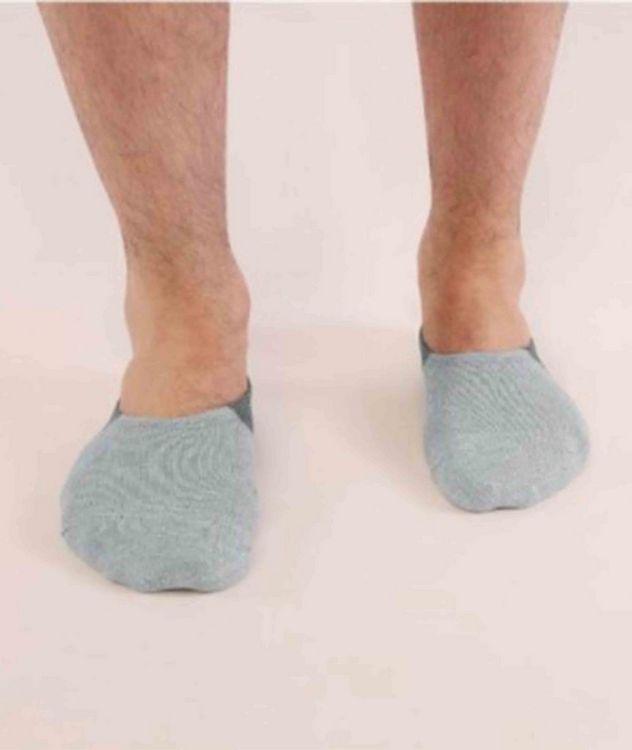 No-Show Cotton-Blend Socks picture 3