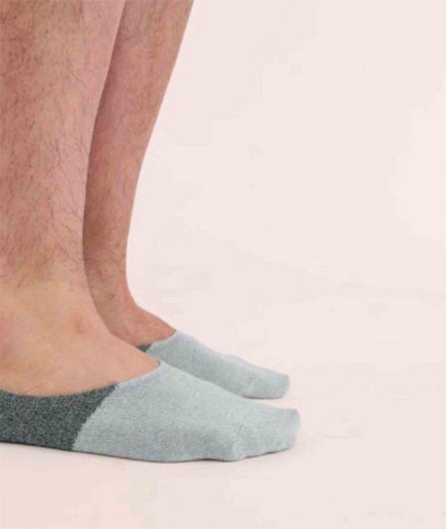 No-Show Cotton-Blend Socks picture 4